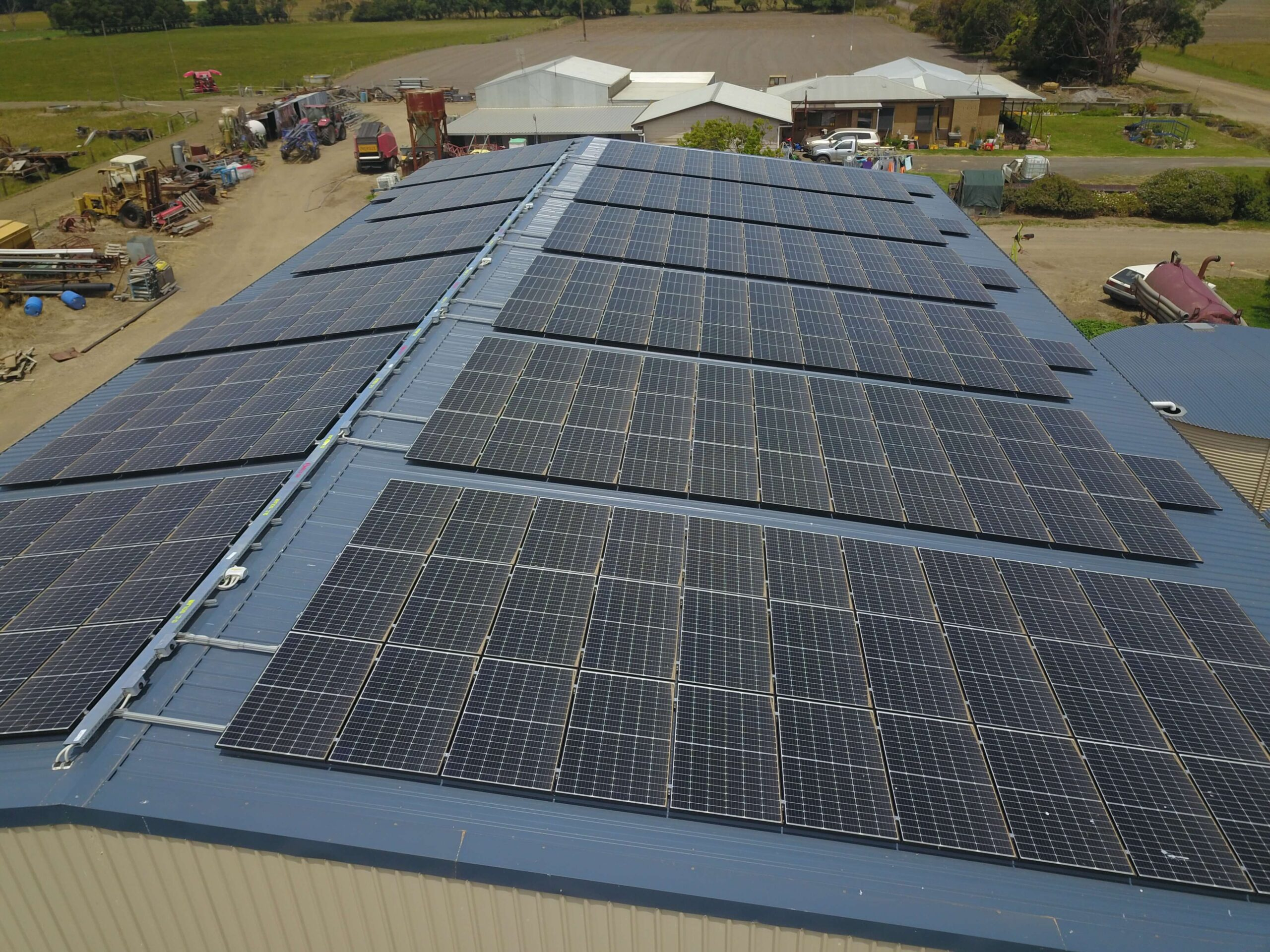 Completed Solar Install